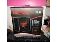 Dimplex electric micro fire