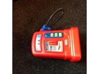Little tike petrol pump