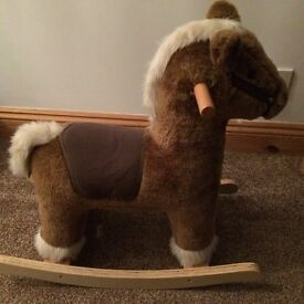 Mamas & Papas buddy the rocking horse