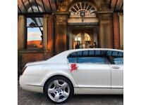 Wedding Car / Prom Chauffeur Hire/Bentley Hire/Aston Martin / H2 Hummer Hire