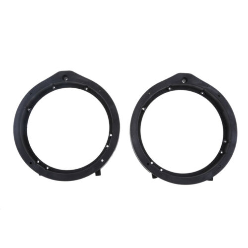 "MagiDeal 2Pieces 6.5"" Car Speaker Spacers Bracket Ring for H"