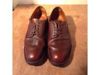 Mens brown classic welted Veldtshoen shoes size 8 ( euro 42 )
