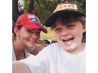 Single parent and 7yr old boy looking for a room to rent