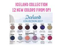 Opi Gelcolor 15ml bottles 100% authentic