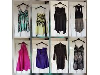 Selection of dresses size 14/16. See description for more info. £10 each or £60 for all