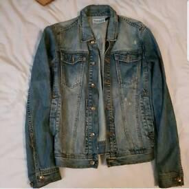 Topman vintage Jean Jacket Small