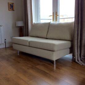 New contemporary sofa