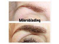 GUMTREE OFFER: MICROBLADING £75, SEMI PERMANENT MAKEUP EYEBROWS £85, INDIVIDUAL EYELASH EXTENSIONS