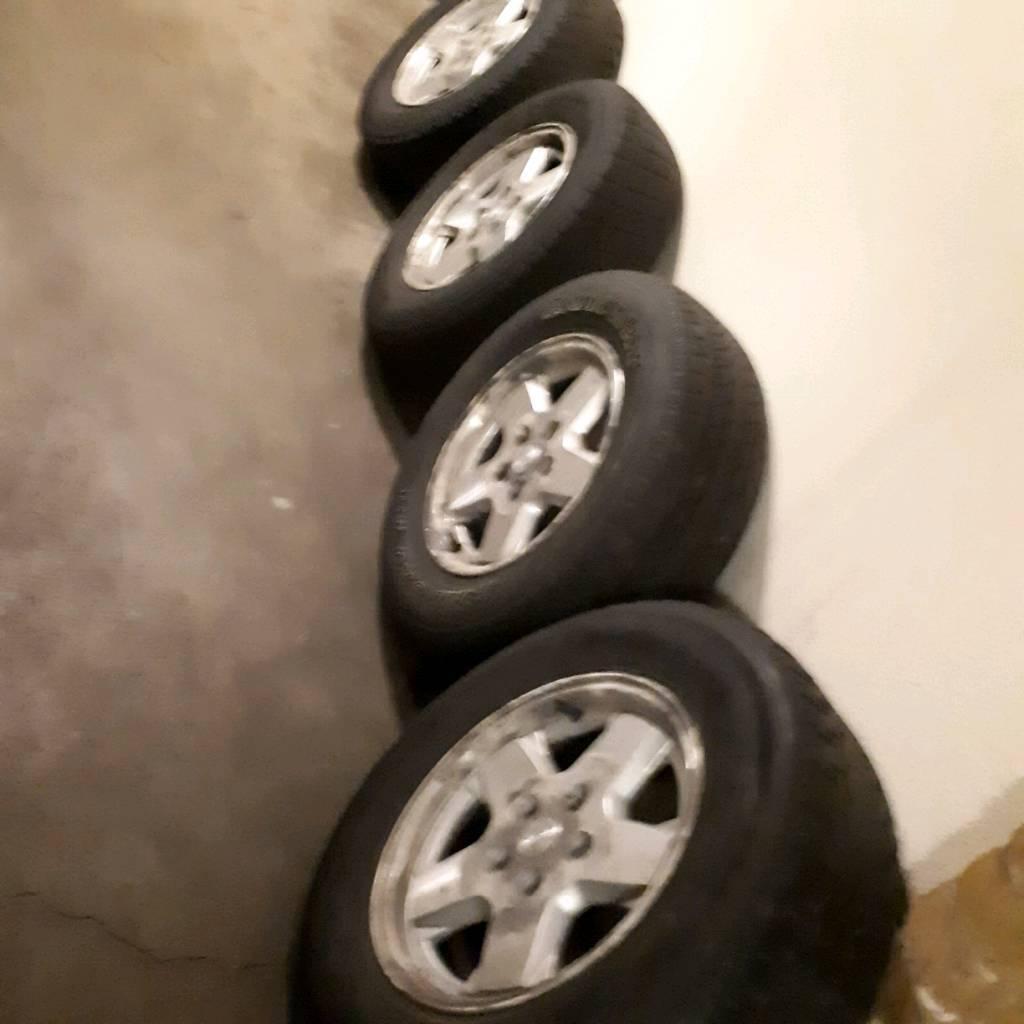 Jeep alloys