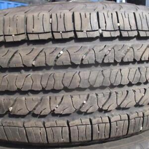 GOODYEAR FORTERA HL 265/50R20 TIRES NEW CONDITION 265/50/20