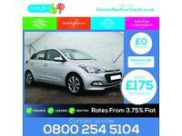 Hyundai i20 1.2 Blue Drive SE 5dr / FINANCE AVAILABLE