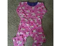 HATLEY Girls Pyjama 7/8 years