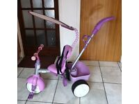 Little Tikes 4-in-1 Purple Trike - good condition (not used much)