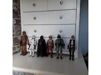 STAR WARS Large Figures ***LIKE NEW***