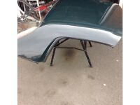 Hard top for MGF