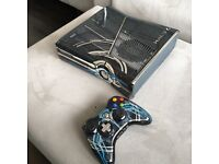 Blue Halo 4 ltd edition Xbox 360
