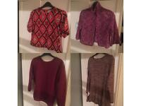 Cute little tops. All size 6-8