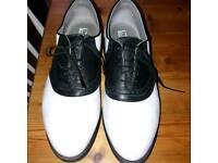 Etonic ultimate goretex golf shoes