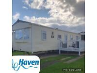 Caravan for hire Berwick haven