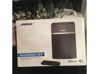 Bose sound touch 10 brand new