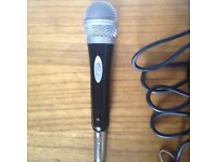 """2 Microphones For Sale """"Good Quality"""""""