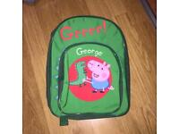 Brand new PEPPA PIG backpack