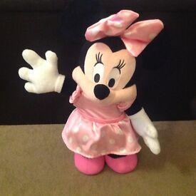 Disney stores Dancing Mini Mouse