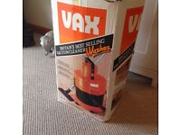 VAX Vacuum cleaner and washer