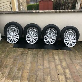 VW Crafter New wheels & Tyres 2017 onwards
