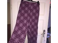 In the style trousers