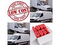 Affordable Man And Van Removals Services In Camden