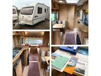 Bailey Ranger 510/4 4 Berth 2004 Caravan, Tourer - INC MOTOR MOVER, PORCH AWNING, CRIS PAPERWORK