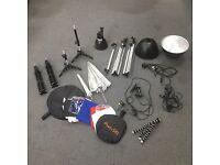 Photography Equipment / Photographic Equipment - Tripods/Light Hoods etc