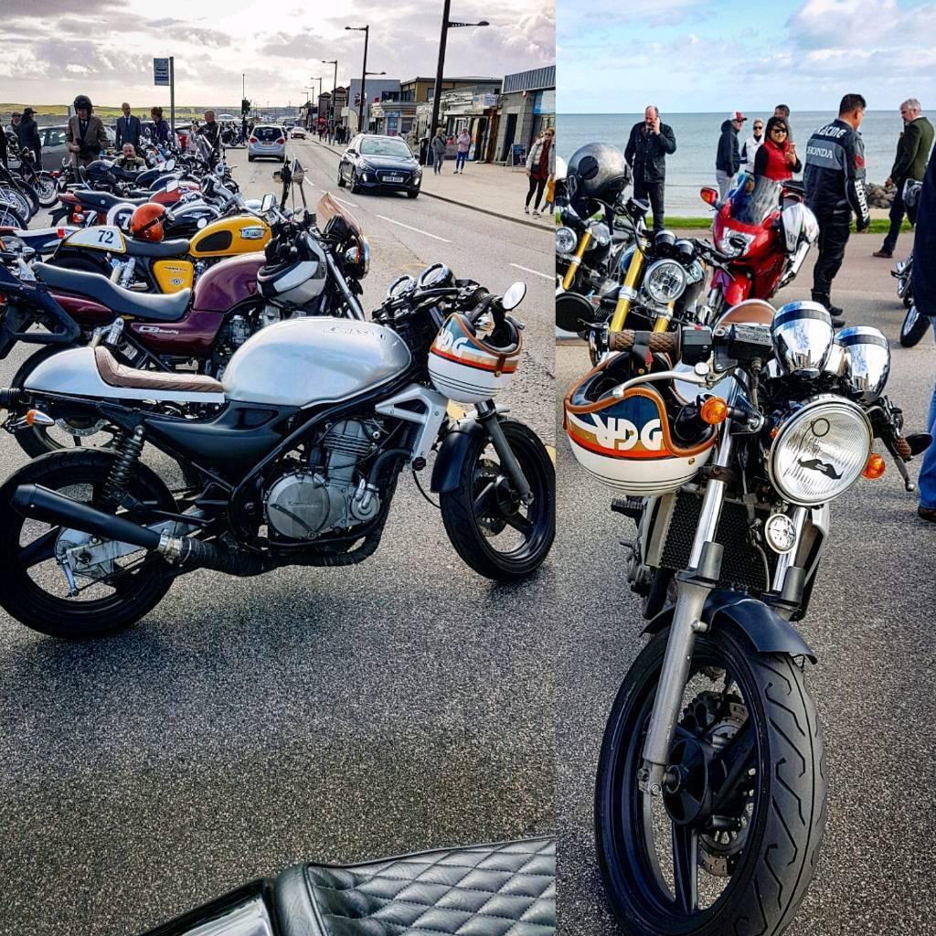 Kawasaki Er5 500cc Cafe Racer In Trinity Edinburgh Gumtree