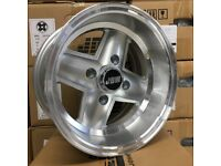 """13"""" Silver JBW Revolite Alloy Wheels Available for Ford and Toyota"""