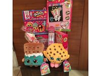 Shopkins Hampers/Gift Baskets- The perfect Christmas present for a little girl.
