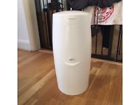 Angelcare Nappy Disposal System (White)