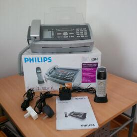 Philips Magic 5 Phone/answering machine/Fax/Copier