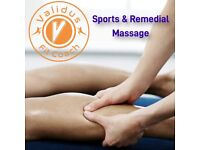 Qualified Sports and Remedial Massage Therapist