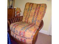 ERCOL single seater armchair