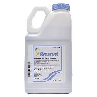 Reward Landscape And Aquatic Herbicide 1 Gal Fast Acting On Submersed Weeds