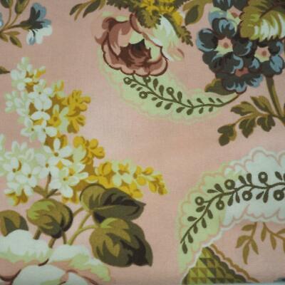 Chenonceau by Yuko Hasegawa for RJR Fabrics Flannel Quilting Fabric 1yd + 18