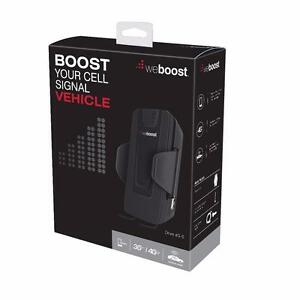 WeBoost 4G-S Drive Cellular Signal Booster Kit
