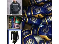Boxing Gloves & football kits in stock get ur deals