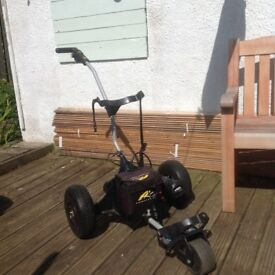 Powacaddy Electric Golf Trolley, Good Working Order, Battery & Charger included