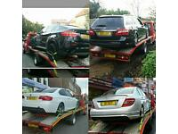 24/7 Accident Breakdown Recovery & Transportation Service 7 days jump start tyre change etc
