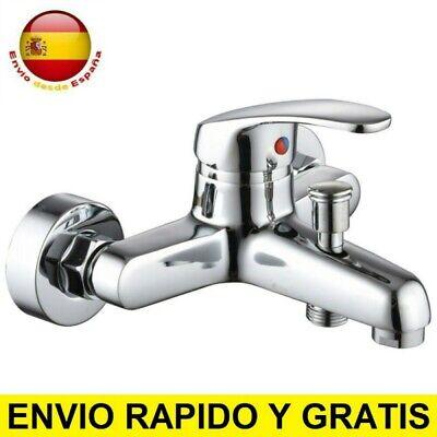 Grifo BAÑERA PARED Mezclador baño ducha Grifo mezclador monomando Lavabo Faucet