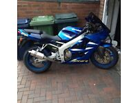 Zx6r great condition