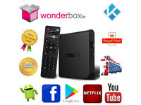 T95X 2Gb RAM 16Gb ROM 64 bit Quad Core 4K Kodi 17.4 Krypton Android 6 Marshmallow Smart TV Box,