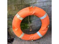 Life ring life buoy water aid